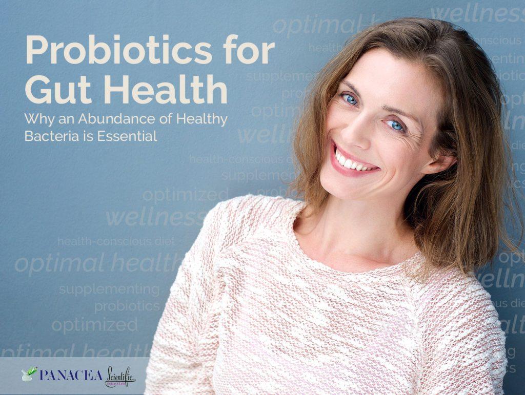 Probiotics for Gut Health Image
