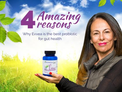 4 Amazing Reasons Why Evvea Is the Best Probiotic for Gut Health